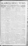 Alamogordo News, 04-18-1908