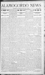 Alamogordo News, 04-25-1908