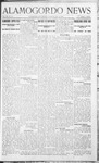 Alamogordo News, 05-09-1908