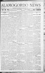 Alamogordo News, 05-16-1908