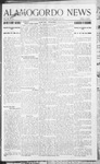 Alamogordo News, 05-23-1908
