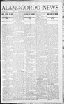 Alamogordo News, 05-30-1908