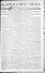 Alamogordo News, 06-13-1908