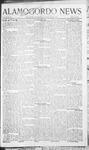 Alamogordo News, 06-20-1908