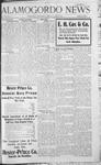Alamogordo News, 06-27-1908