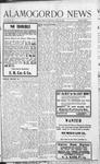 Alamogordo News, 07-18-1908