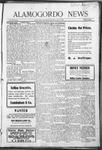 Alamogordo News, 08-01-1908