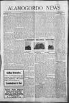 Alamogordo News, 08-29-1908
