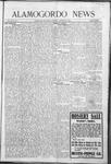 Alamogordo News, 09-12-1908