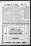 Alamogordo News, 09-26-1908