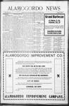 Alamogordo News, 10-17-1908