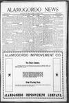 Alamogordo News, 11-14-1908