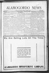 Alamogordo News, 12-12-1908