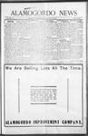 Alamogordo News, 01-30-1909