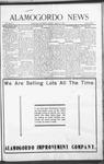 Alamogordo News, 02-06-1909