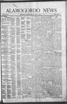 Alamogordo News, 03-06-1909