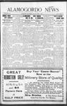 Alamogordo News, 04-03-1909