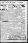 Alamogordo News, 04-30-1909