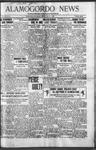 Alamogordo News, 05-14-1909