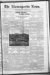 Alamogordo News, 09-30-1909