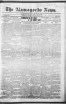 Alamogordo News, 10-07-1909
