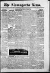 Alamogordo News, 11-25-1909