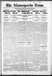 Alamogordo News, 09-22-1910