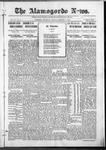 Alamogordo News, 02-09-1911