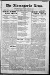 Alamogordo News, 08-17-1911 by Alamogordo Print. Co.
