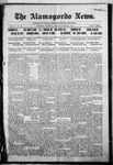 Alamogordo News, 10-05-1911