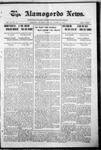 Alamogordo News, 10-12-1911 by Alamogordo Print. Co.
