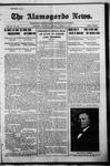 Alamogordo News, 10-19-1911 by Alamogordo Print. Co.