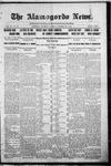 Alamogordo News, 11-16-1911 by Alamogordo Print. Co.