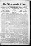 Alamogordo News, 12-21-1911 by Alamogordo Print. Co.