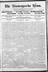 Alamogordo News, 01-11-1912