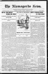 Alamogordo News, 09-26-1912 by Alamogordo Print. Co.