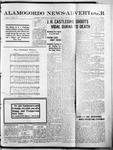 Alamogordo News Advertiser, 12-28-1912