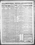Alamogordo News Advertiser, 02-15-1913 by Chas. P. Downs