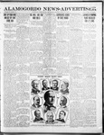 Alamogordo News Advertiser, 03-29-1913 by Chas. P. Downs
