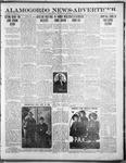 Alamogordo News Advertiser, 04-05-1913 by Chas. P. Downs