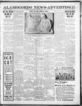 Alamogordo News Advertiser, 04-18-1913 by Chas. P. Downs