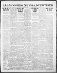 Alamogordo News Advertiser, 05-09-1913