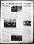 Alamogordo News Advertiser, 05-23-1913 by Chas. P. Downs