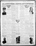 Alamogordo News Advertiser, 06-06-1913 by Chas. P. Downs