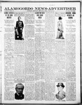 Alamogordo News Advertiser, 06-13-1913 by Chas. P. Downs