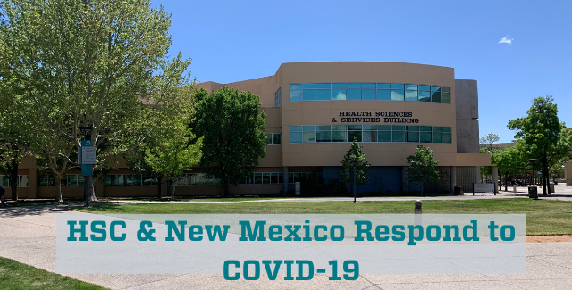 HSC and New Mexico Respond to COVID-19