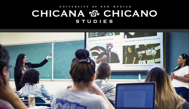 Chicana and Chicano Studies Faculty Publications