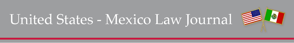 United States - Mexico Law Journal