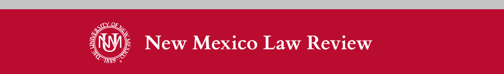 New Mexico Law Review