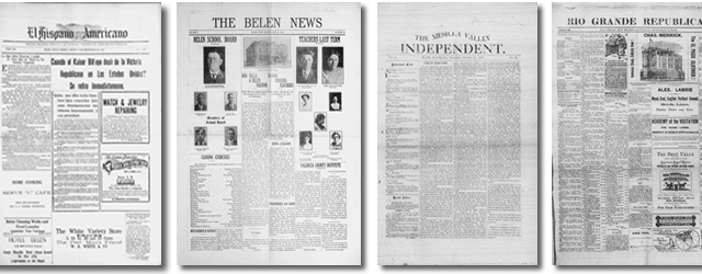 New Mexico Historical Newspapers
